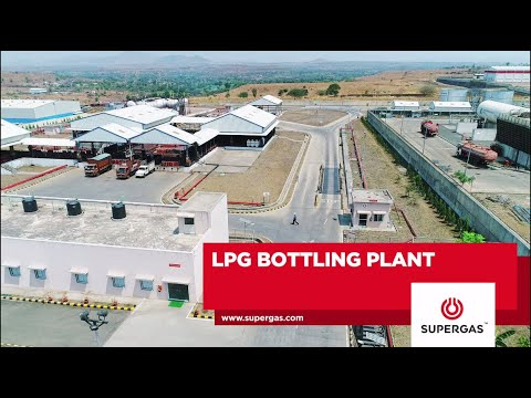 SUPERGAS's State Of The Art  LPG Filling Plant : Focus On Safety And Optimal Design