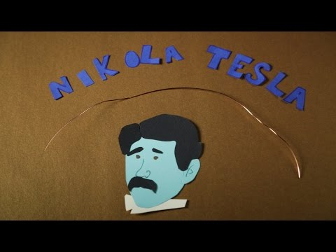 Nikola Tesla's Idea For Wireless Energy