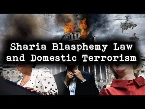 Sharia Blasphemy Law & Domestic Terrorism, End Times Bible Prophecy! MUST SEE DOCUMENTARY