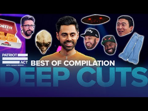 Best Of Hasan On Deep Cuts   Patriot Act With Hasan Minhaj   Netflix