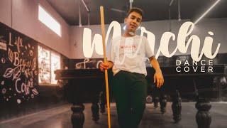 DIVINE - MIRCHI ft, MC Altaf, Stylo G, Phenom / Dance cover / Rudra Barve