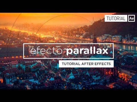 Efecto Parallax [Slideshow] - Tutorial After Effects [Español]