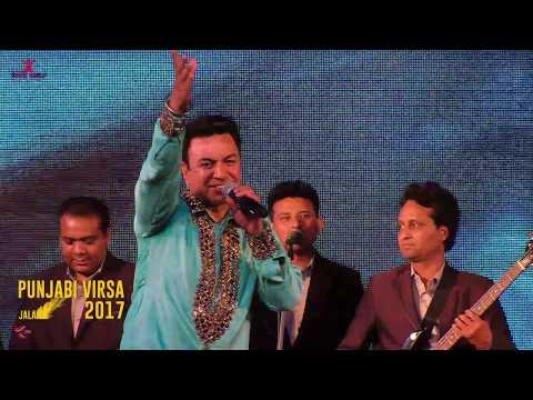 Sohneya De Laare Maarde by Manmohan Waris at MH One Live 2017