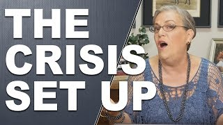 7-11-18 THE CRISIS SET UP: At Your Expense by Lynette Zang