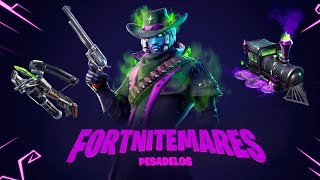 Fortnite-MONSTERS of the CUBE, NEW WEAPON and MANY NOVELTIES | Patch 6.20