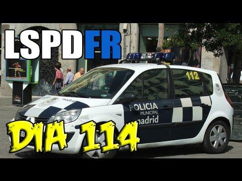 LSPDFR | Día 114 | Policia Municipal de Madrid