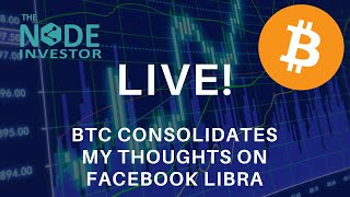 Is Bitcoin About to Top or Breakout?  Facebook Coin - Libra
