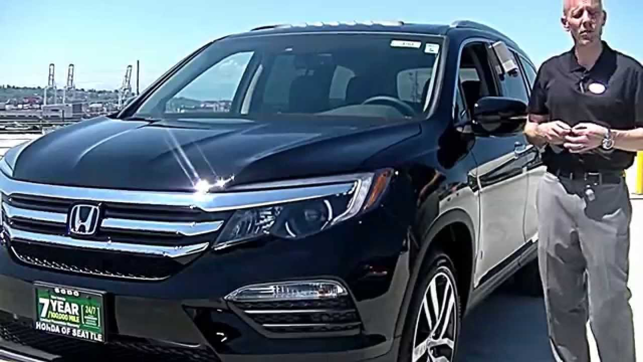 2016 Pilot Touring AWD Review In 3 Minutes Youll Be An