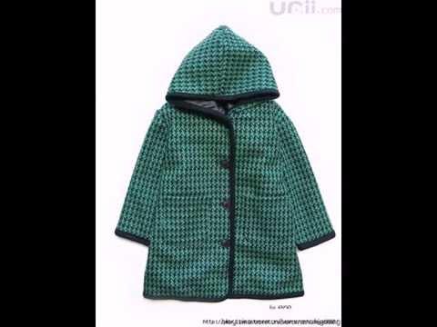 Как сшить пальто для ребенка.How To Sew A Coat For A Child.