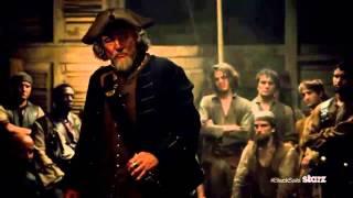 Черные паруса / Black Sails (2 сезон, 7 серия) - Промо [HD]