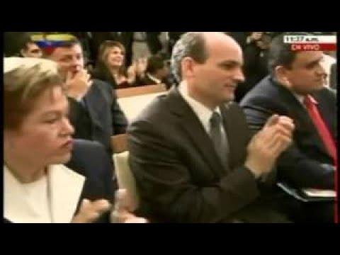 30 MAR 2017 Visita Oficial del Pdte. Hugo Chávez a Uruguay