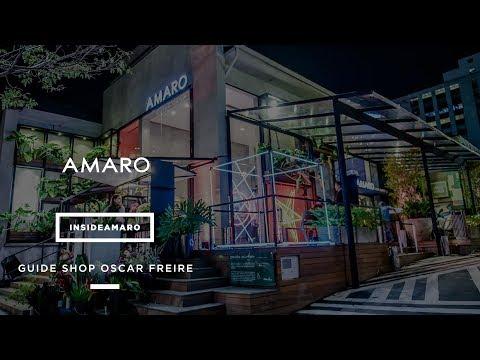 Evento de Abertura Guide Shop Rua Oscar Freire   AMARO