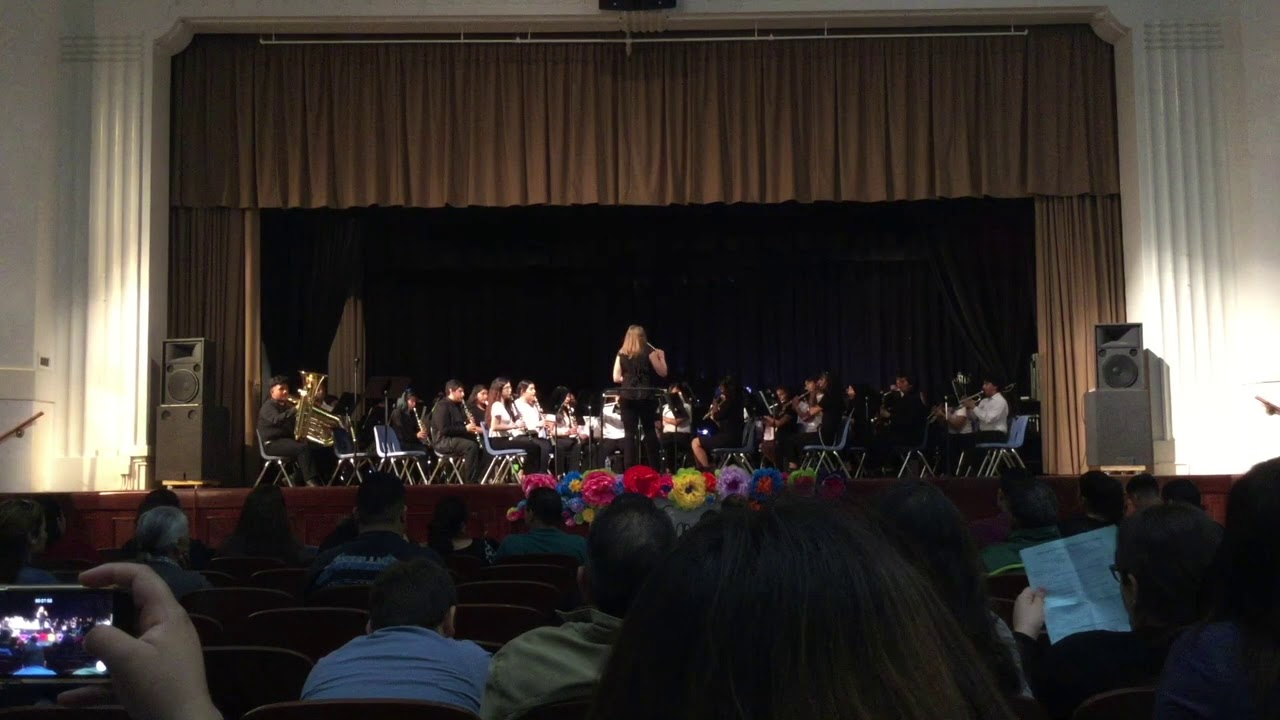 Colliding Visions - HPHS Wind Symphony