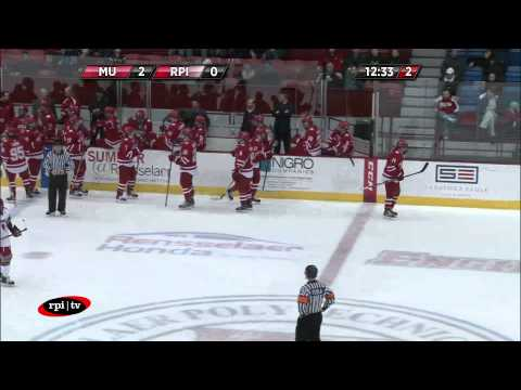 RPI Men's Hockey vs. Miami University - Game 2 - Miami Radio