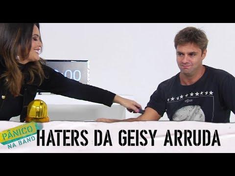 VOLTA MELODY - E02: HATERS DA GEISY ARRUDA (C/ FÁBIO RABIN)