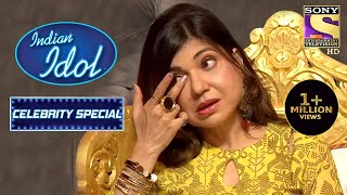 इस Performance ने किया Alka Yagnik को Emotional! | Indian Idol | Celebrity Special