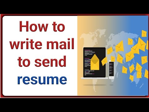 how-to-write-mail-to-send-resume-:-how-to-write-mail-for-job-application-|-mail-writing-for-resume