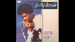BILLY OCEAN-EUROPEAN QUEEN [NO MORE LOVE ON THE RUN]