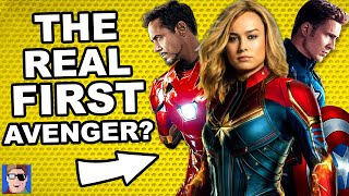 Who Is ACTUALLY The First Avenger?