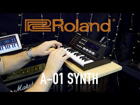 Roland A-01 | Synth, MIDI Controller & Sound Generator