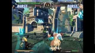 Guilty Gear X2 - PC gameplay