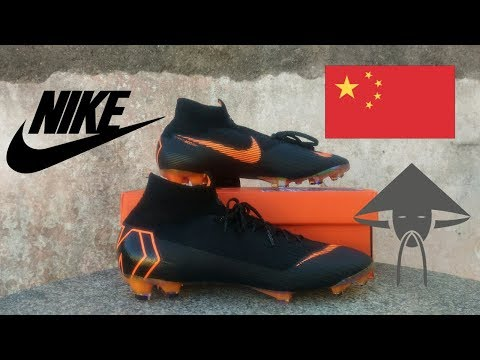 dfbc24c5aa45 UNBOXING  NIKE MERCURIAL SUPERFLY 360 ELITE - REPLICA (CHINA)