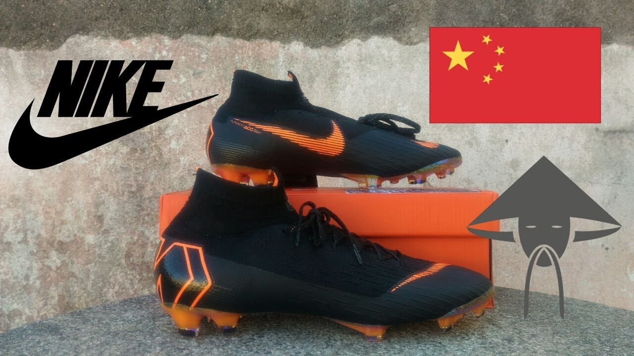 6bf8ffdd1bf UNBOXING: NIKE MERCURIAL SUPERFLY 360 ELITE - REPLICA (CHINA)
