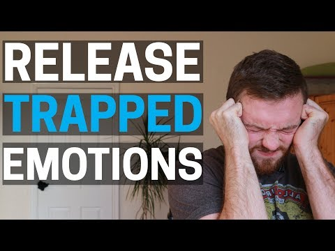best way to release trapped emotions