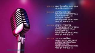 Bhalo Achi Bhalo Theko Karaoke _ Rock Version _ kdbn121@gmail.com