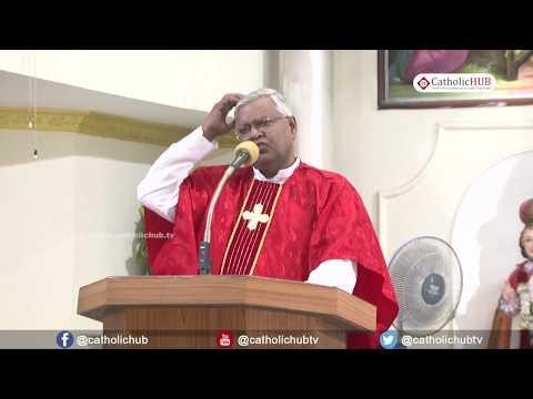 Mass from St Anthony's Church,Venkatapuram, HYD, TS, INDIA 22 11 17