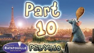 Ratatouille Walkthrough Part 10 : The Movie - Game (PS3, Xbox 360)