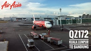 Video AirAsia Indonesia QZ172 Flight Experience   Kuala Lumpur to Bandung   #shotoniphone 1080p 60fps download MP3, 3GP, MP4, WEBM, AVI, FLV Agustus 2018