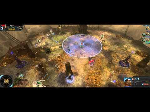 [W40K:Dawn Of War II - Retribution] Last Stand - Tau Commander