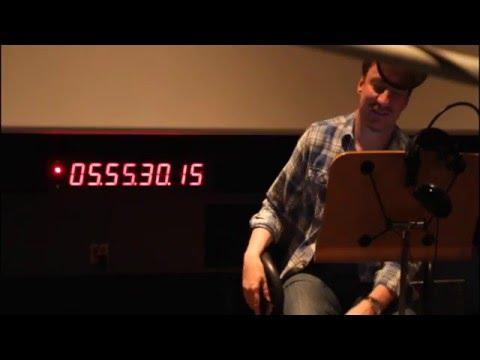 "Anomalisa: David Thewlis ""Michael"" Behind-the-Scenes Voice Recording"