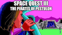SPACE QUEST III Adventure Game Gameplay Walkthrough - No Commentary Playthrough