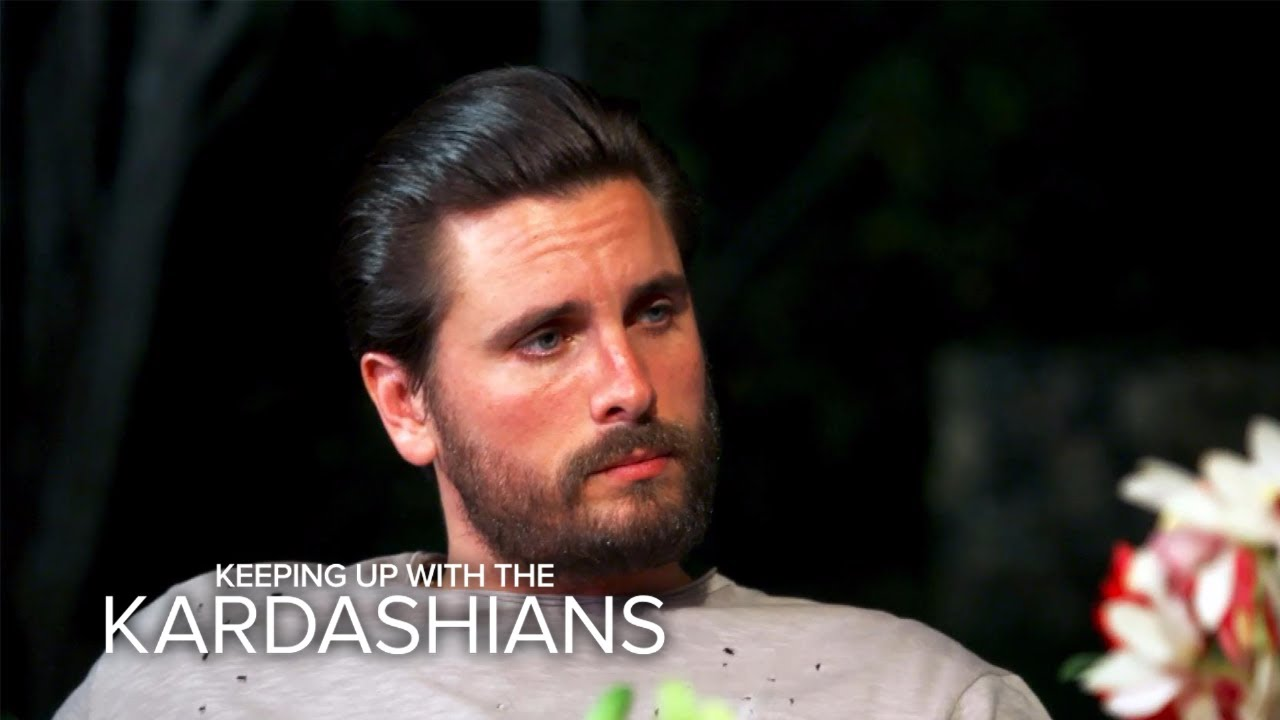 Download KUWTK | Scott Disick Is Literally Under Fire at Dinner | E!