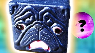 PUG BLOCKS?? Gachapon Toys in Japan