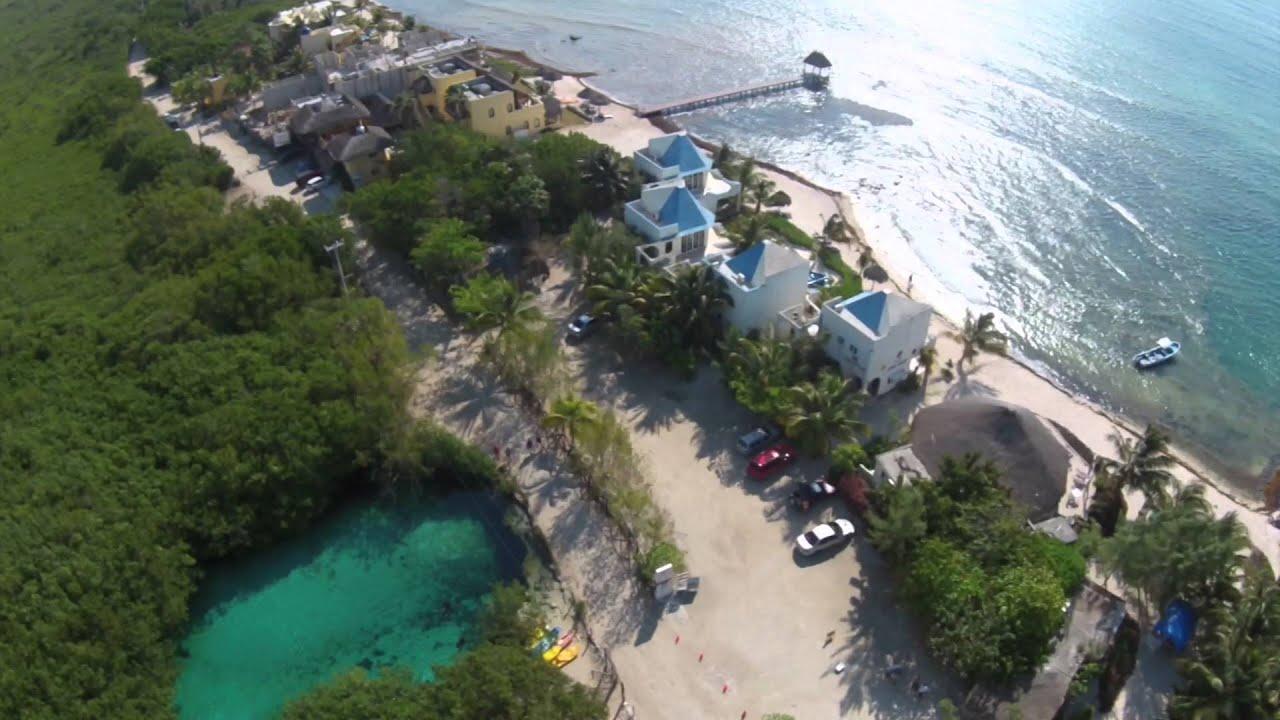 Playa Palms Beach Front Hotel In Del Carmen
