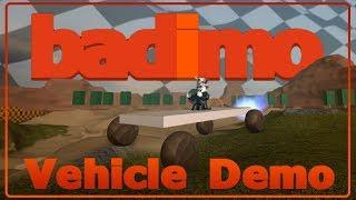 asimo and badcc's old game sense jailbreak is born (roblox badimo Vehicle Demo v1)