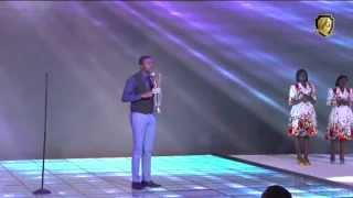 Nathaniel Bassey Live in COZA!!!
