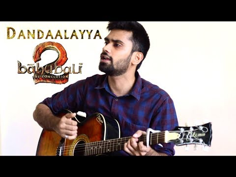 Dandalayya Cover | Vandhai Ayya | Jay Jaykara | Telugu Version | Bahubali 2 | Beats on Guitar