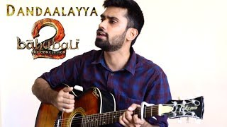 Dandalayya Cover | Vandhai Ayya | Jay Jaykara | Telugu Version | Bahubali 2 | Beats on Guitar