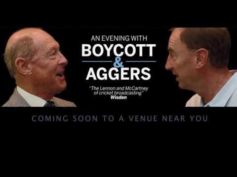 Geoffrey Boycott On Mike Brierley - An Evening with Boycott & Aggers 2017