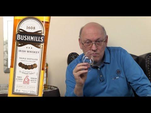 Whisky Verkostung: Bushmills Original