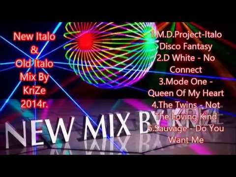 New Italo & Old Italo  Mix by KriZe 2014 r