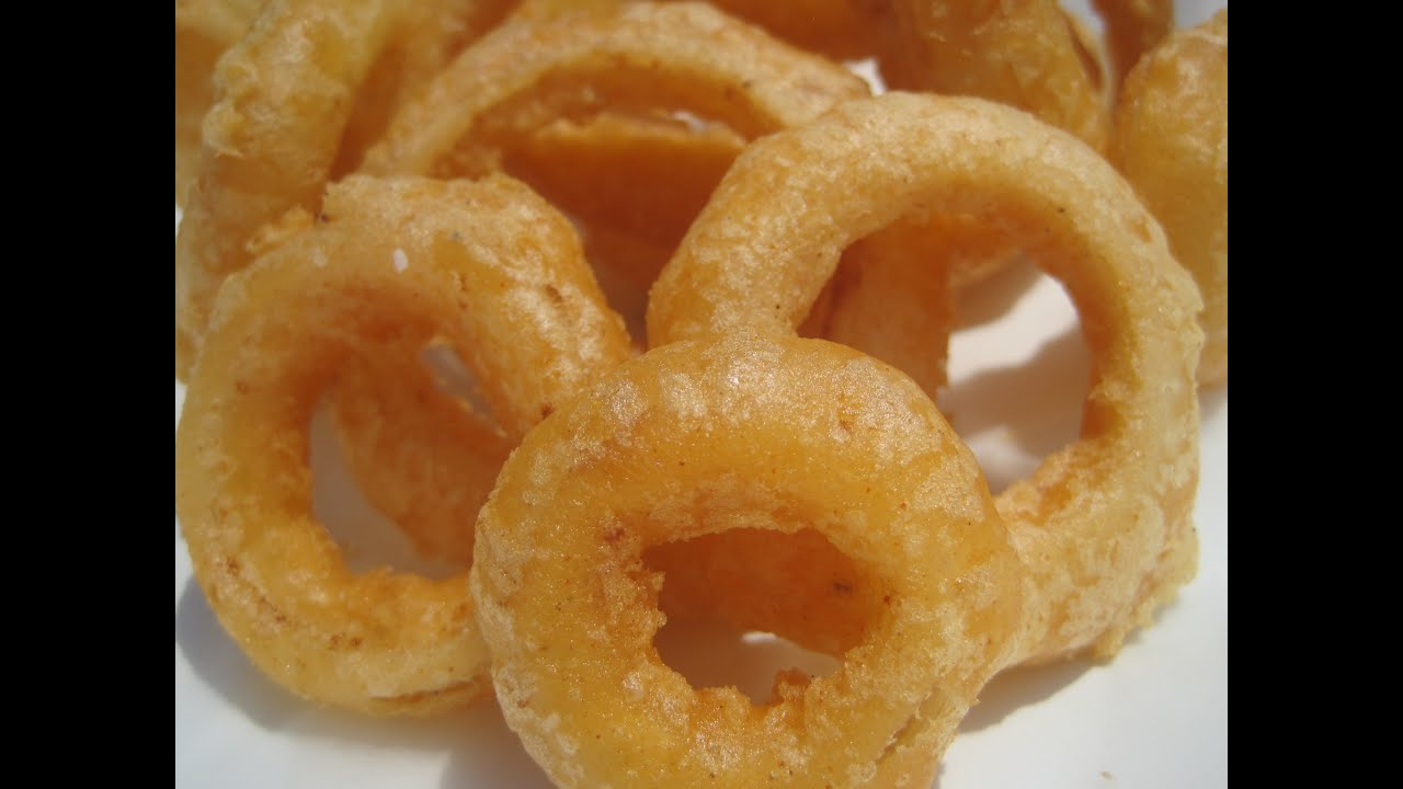 bites snacks kitchen fauzia s rings onion fun recipes