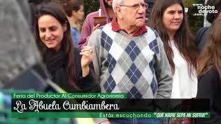 La Abuela Cumbiambera en la Feria de Agronomía - Que nadie Sepa Mi Sufrir