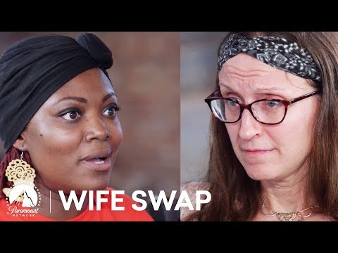 4 Most Awkward Wife Swap Moments 😬 Paramount Network from YouTube · Duration:  4 minutes 22 seconds