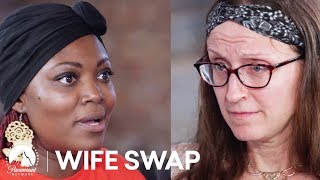 5 Best Wife Swap Confrontations (Compilation) 😡 Paramount Network