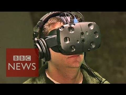 Virtual Reality: Seeing new horizons in 2016 - BBC News